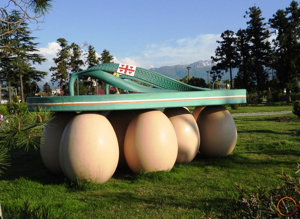 Batumi - eggs