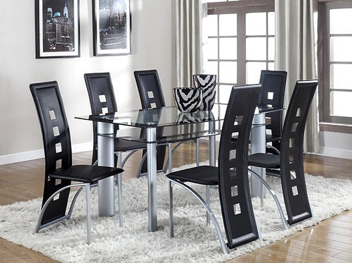 Echo 7-PC Dining Table