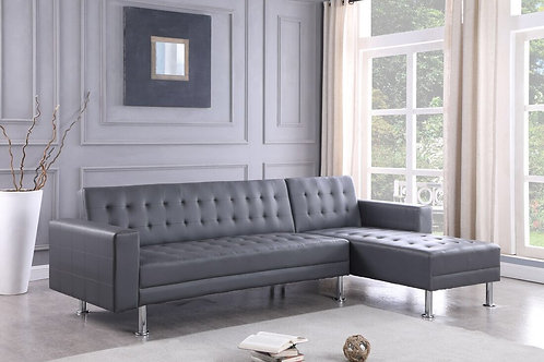 Bobby Grey 2-PC Sectional