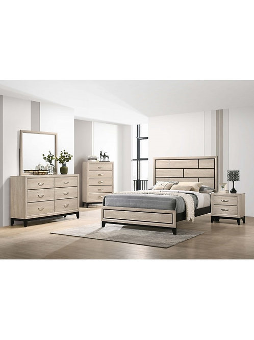 Akerson Drift Wood Bedroom Suite