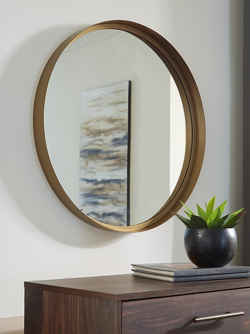 Lucy Accent Mirror