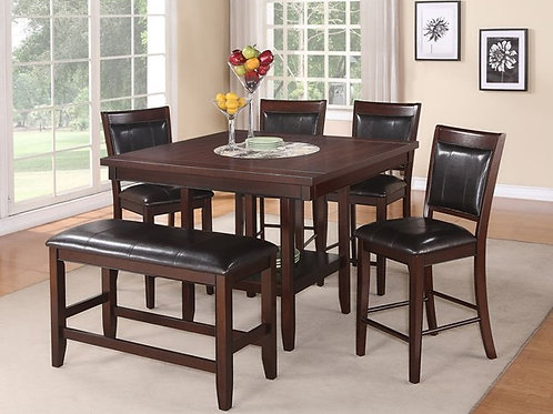 Fulton Counter Height Table Set