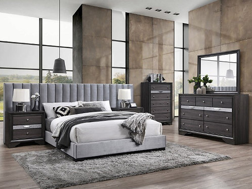 JORDIN WALL BEDROOM SUITE