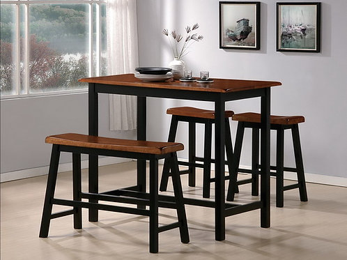 Tyler 4 Piece Counter Height Table Set