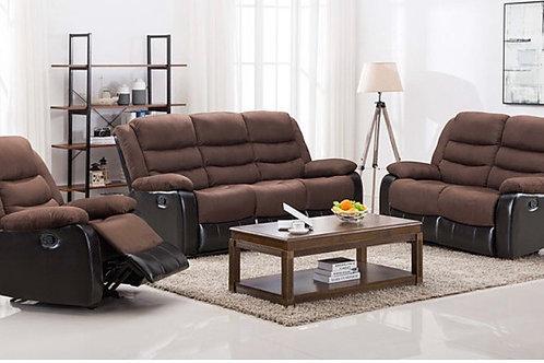Miami Reclining Livingroom Set
