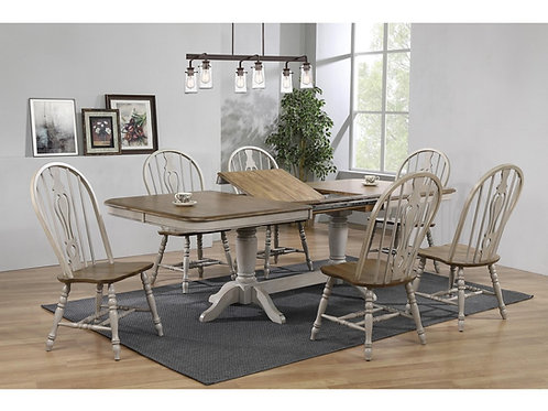 Jack 7 Piece Table and Chair Set