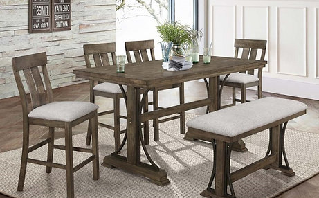 Quincy Counter Height Dining Table Set