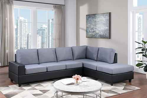 Wow Reversible Chaise Sectional