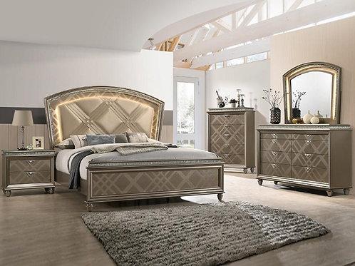 Cristal Bedroom Suite