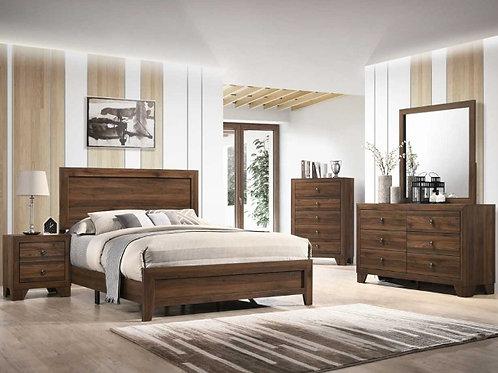 Millie Brown Bedroom Suite