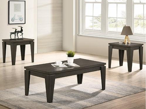 Della 3-PC Occasional Table Set