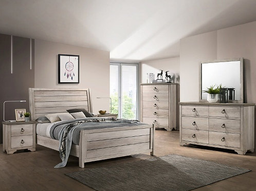 Patterson Sleigh Bedroom Suite