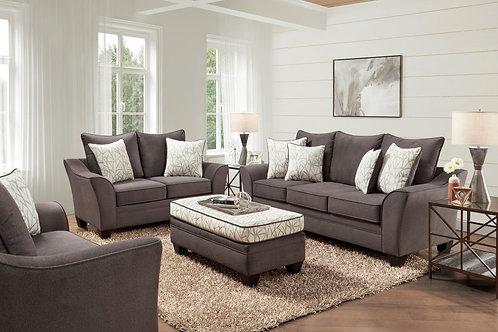 Washington Sofa and Loveseat