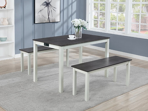 Harley 3 Piece Dining Table Set