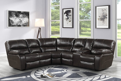Florence Sectional Reclining Set