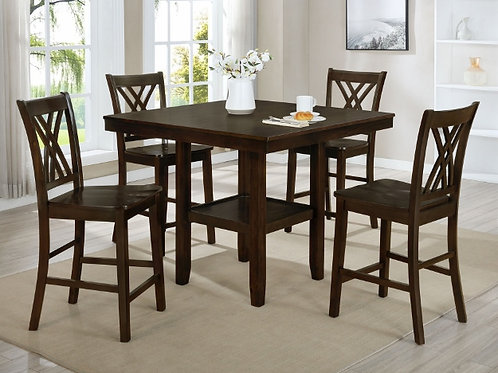 Josie Counter Height Table Set