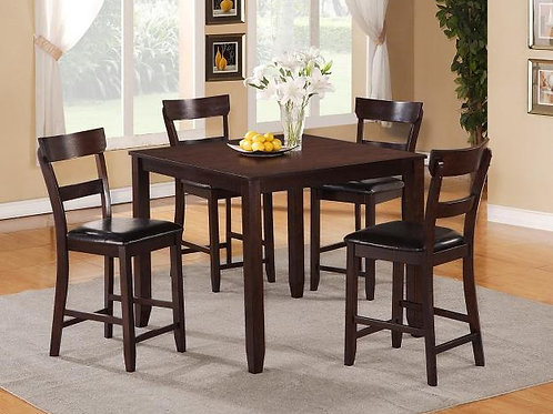 Henderson 5 Piece Counter Height Dining Table Set