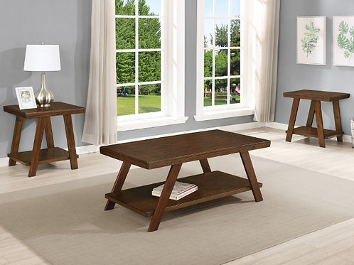 Samhorn 3-Piece Occasional Table Set