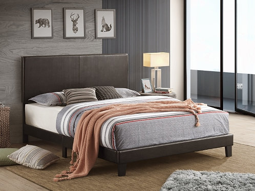 Yates Adjustable HB Height Platform Bed