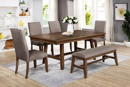 Manning 6-PC Dining Table Set
