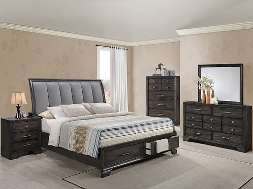 James Bedroom Suite