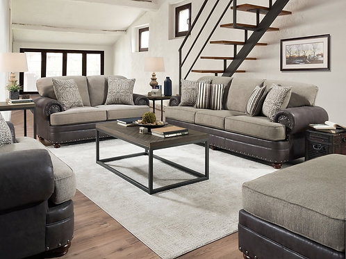 Marco Sofa and Loveseat