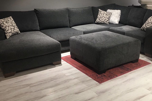 Herman Smoke Laf Sectional