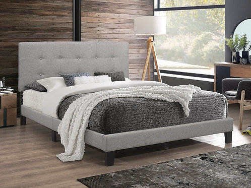 Rigby Adjustable HB Height Platform Bed