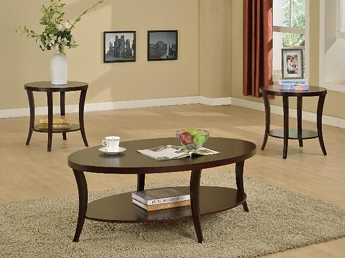 Rhonda 3-Piece Occasional Table Set