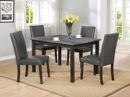 Pompei Dining Table Grey