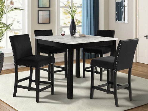 Lennon 5-PC Counter Height Dining Set