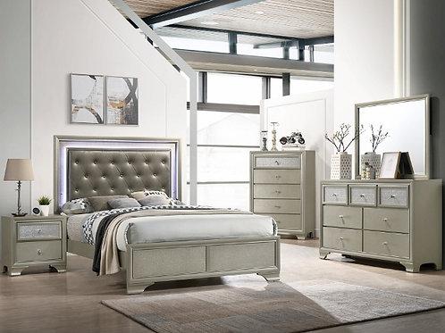 Landyn LED Bedroom Suite