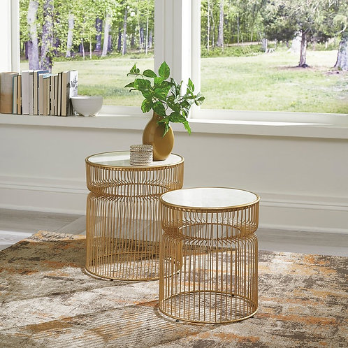 Kelly Accent Table Set