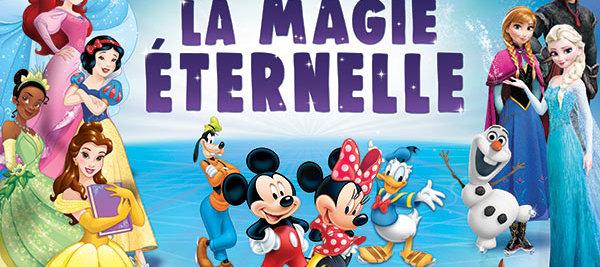 Disney sur glace - Zenith de Paris