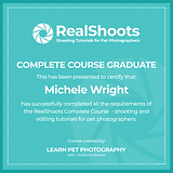 RealShoots Graduate social media - Miche