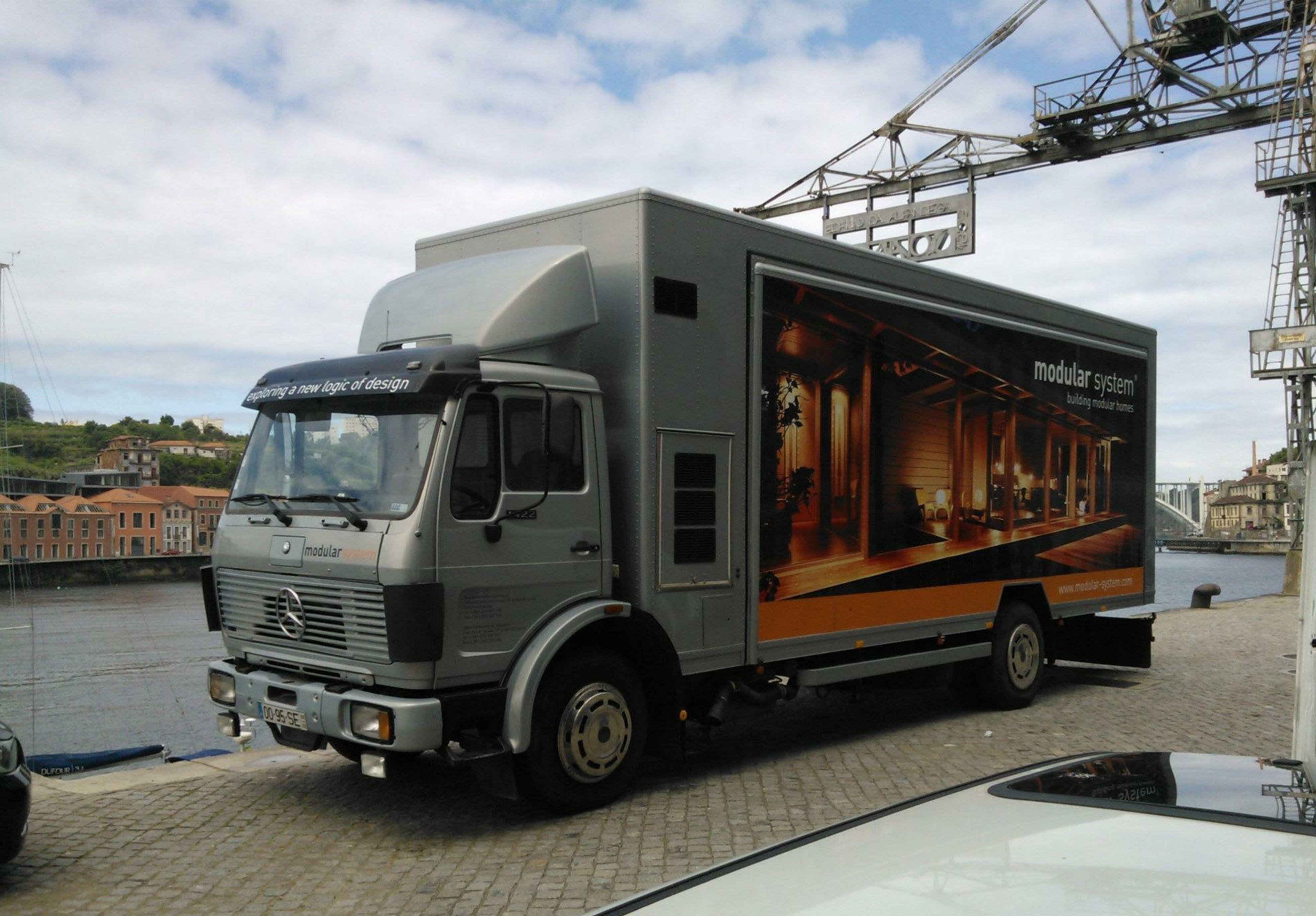 Camião Modular System