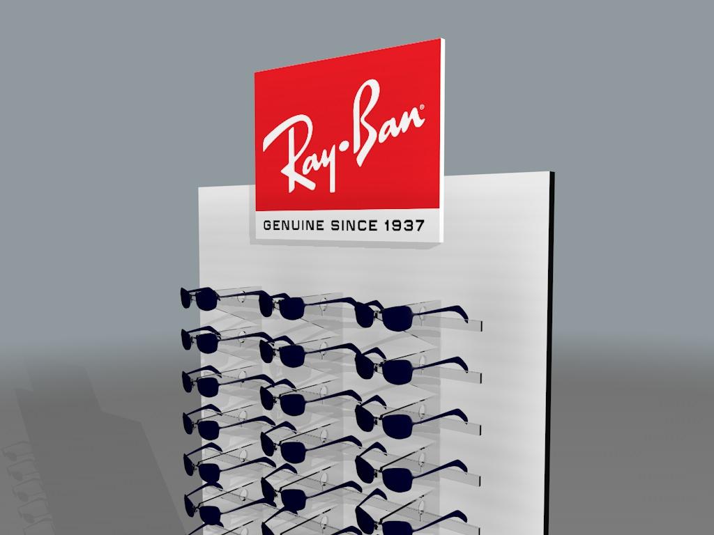 Totém Ray Ban