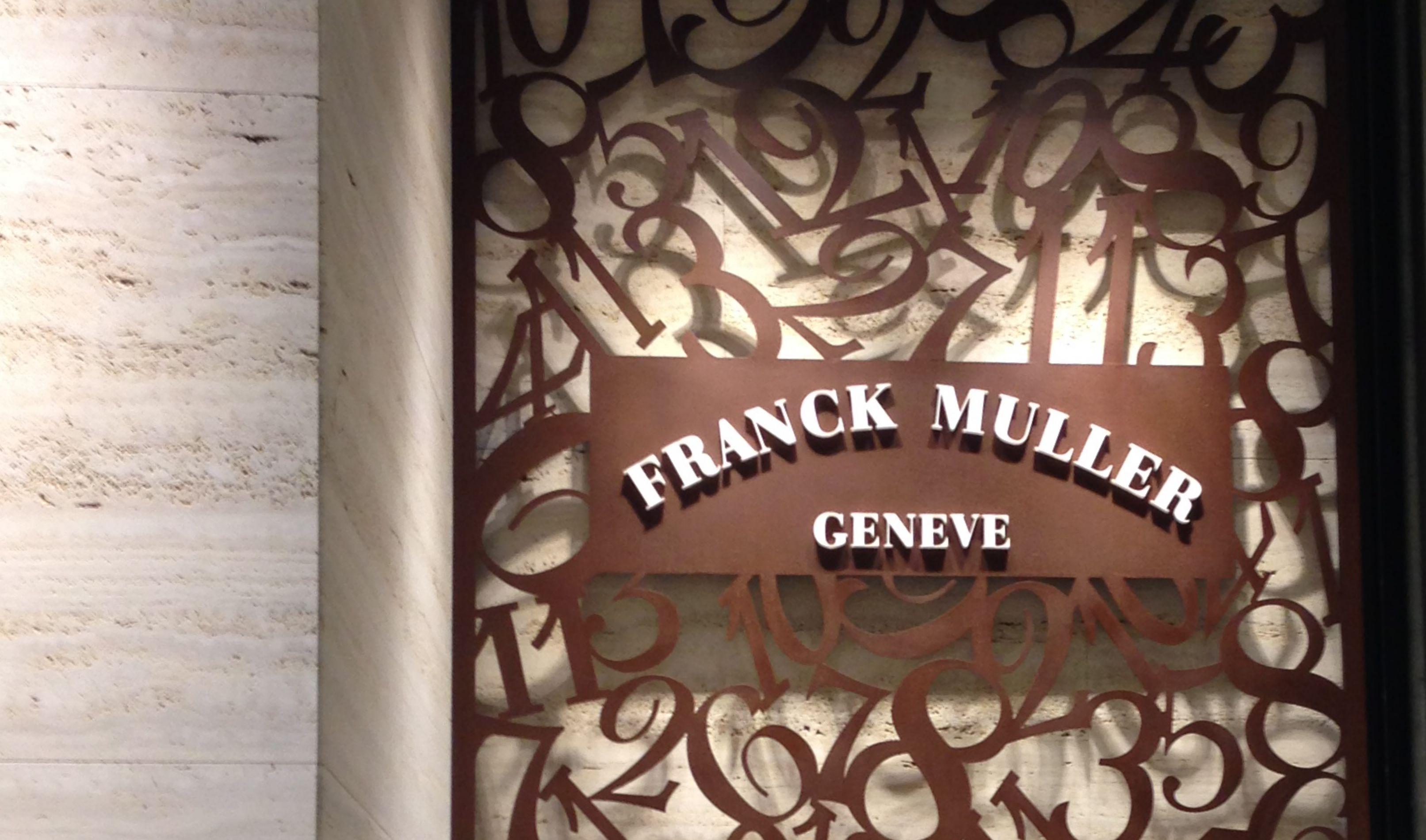 Coner Franck Muller