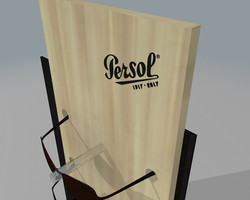 Expositor 100 anos Persol