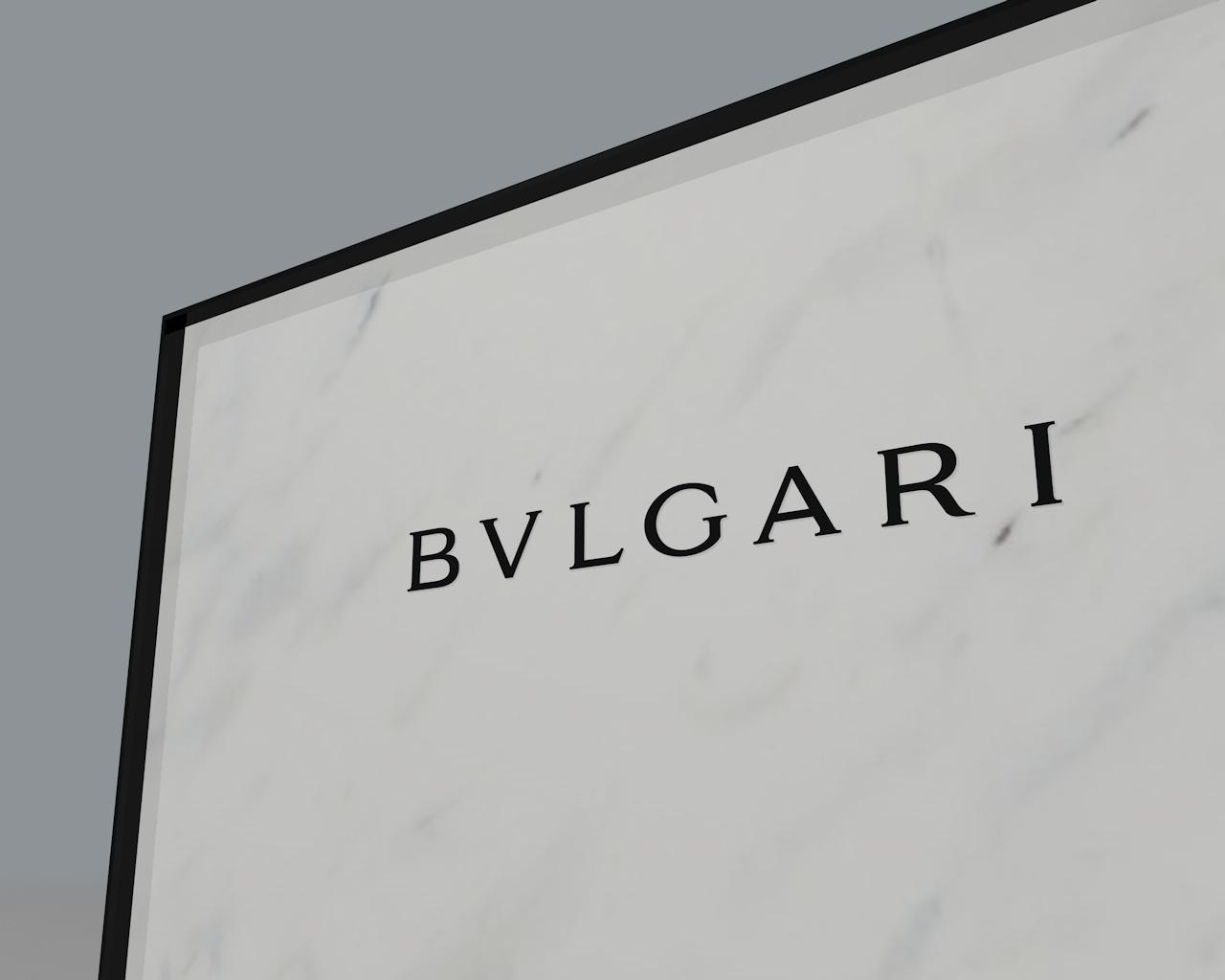 Detalhe Expo Bulgari