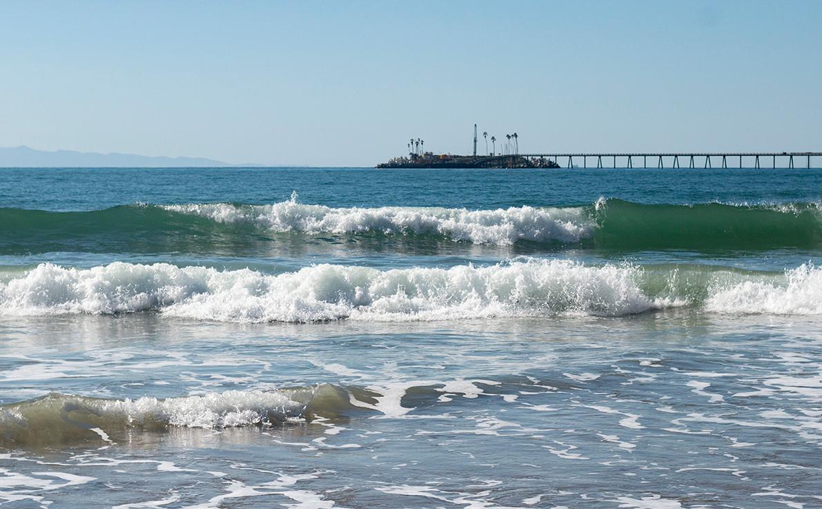 Seacliff Beach, California 2020