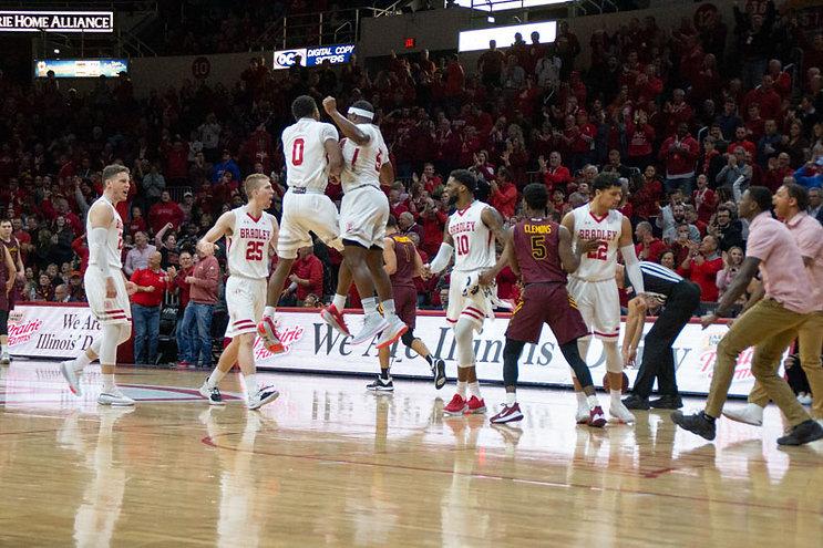 Bradley University men's basketball