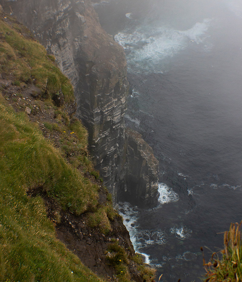 Cliffs of Moher, July 2018