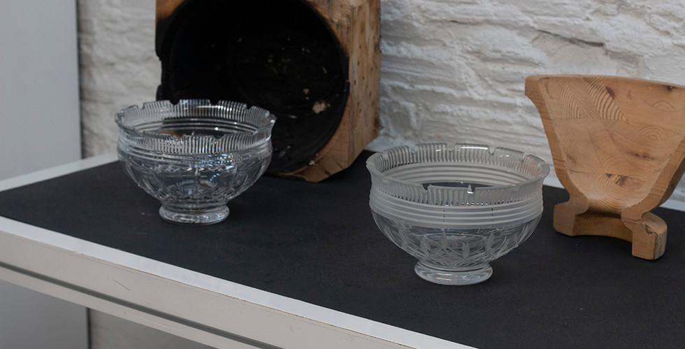 Waterford Crystal Bowl Samples, July 2018