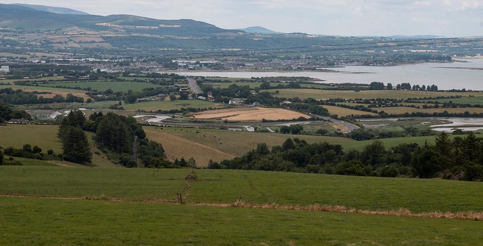 Irish Landscape, July 2018