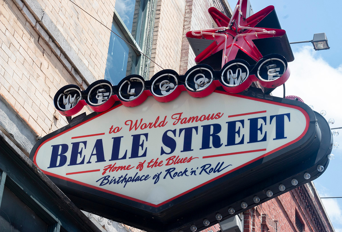 Welcome to Beale Street, May 2019