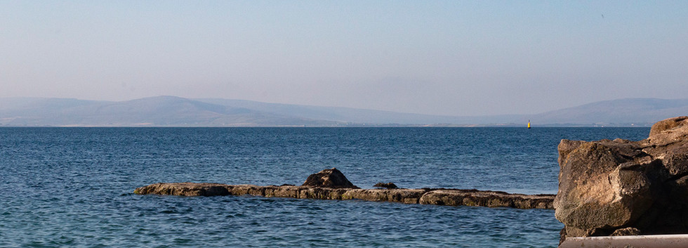 Galway Bay, Galway, July 2018