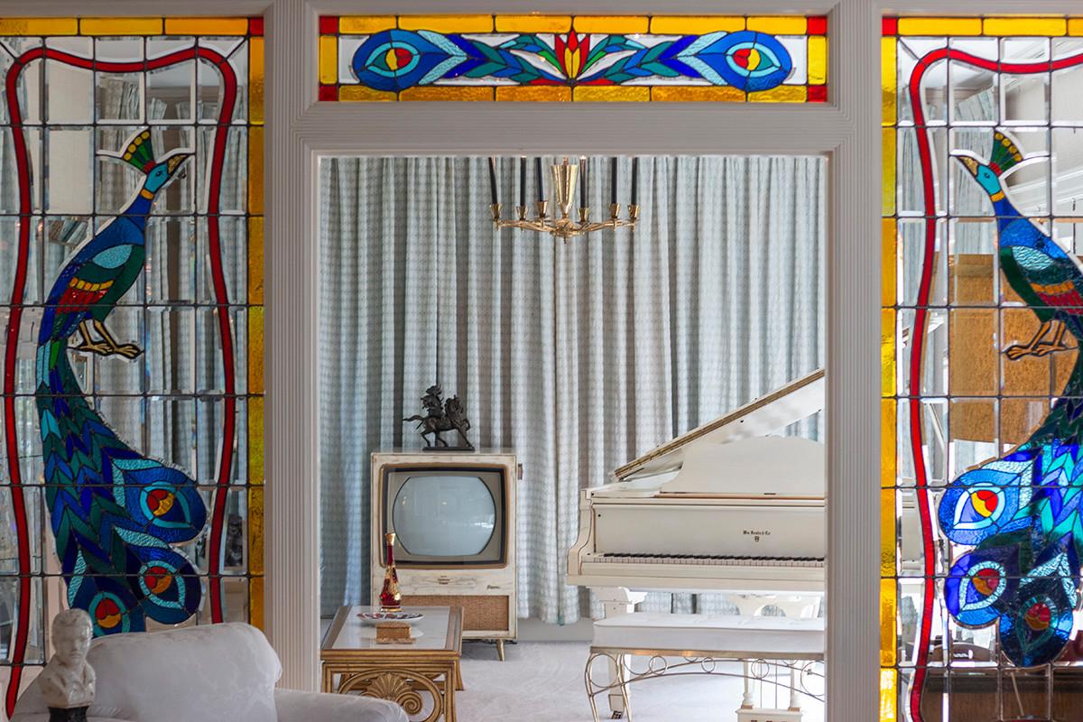 Graceland Interior, May 2019
