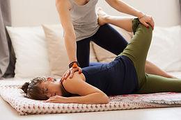 Introduction to Thai Yoga Massage - 18 Hour CE