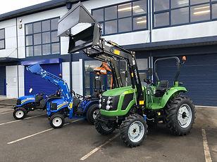Clontrac LTD Tractor Dealer Ard Gaoithe Business Park Cashel Road Thomas O'Dea Siromer Remet CNC Machinery Clonmel Tipperary for sale